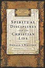 Spiritual Disciplines for the Christian Life PDF