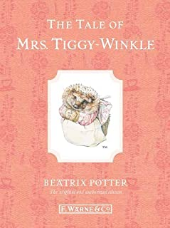 The Tale of Mrs. Tiggy-Winkle (Potter) [Hardcover] [2012] (Author) Beatrix Potter