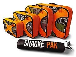 Organisateurs d'emballage Shacke-Pak
