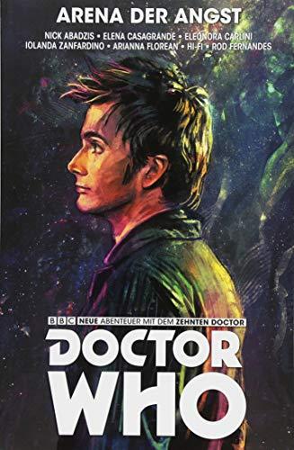Doctor Who - Der zehnte Doktor, Band 5: Arena der Angst (Comic)