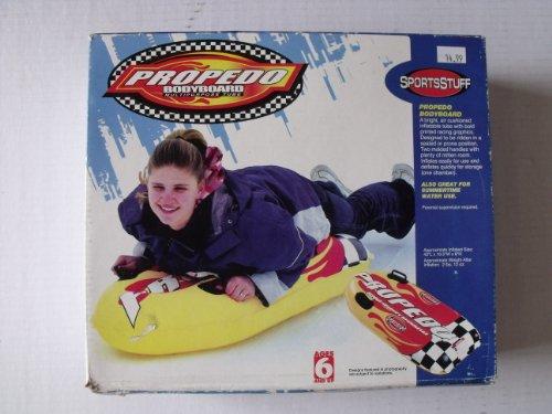 Sportsstuff Propedo Bodyboard for snow and water