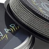INNVAPE Heating Wire Coil Draht für Selbstwickelverdampfer - Bis zu 35 Coils pro Rolle (SS316L Staggered Fused Clapton)