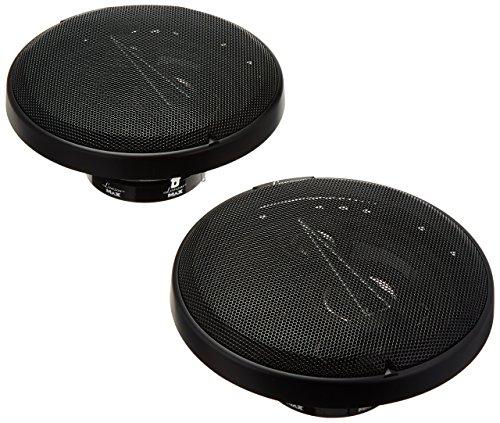 Lanzar MX63 Triaxial-Lautsprecher 3-Wege (200W, 16,5cm/6,5Zoll)