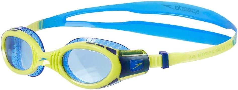 Speedo Junior Unisex Futura Biofuse Flexiseal Gafas de natación