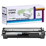 BAISINE Kompatibel HP Laserjet MFP M28w Toner mit HP CF244A 44A Schwarz Toner mit Chip für HP Laserjet Pro M15a M15w MFP M28a M28w Drucker 1000 Seiten 1er Pack
