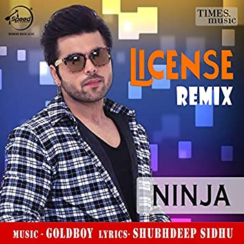 License (Remix) - Single