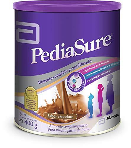 PediaSure - Complemento Alimenticio para Niños con Proteínas, Vitaminas y Minerales, Sabor Chocolate - 400 gr [versión antigua]
