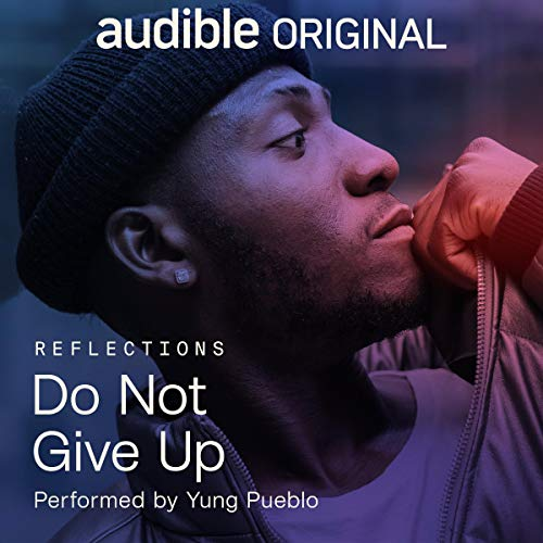 Do Not Give Up Audiobook By Yung Pueblo cover art