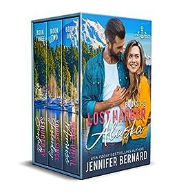 Lost Harbor Alaska Box Set (Books 1-3) (Lost Harbor, Alaska) by [Jennifer Bernard]