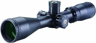 BSA 3-12X40 Sweet 17 Rifle Scope with Multi-Grain Turret