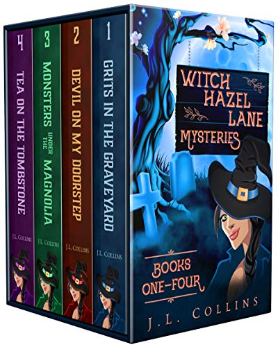 Witch Hazel Lane Mysteries