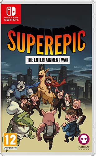 SuperEpic: The Entertainm