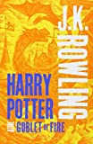 Harry Potter & the Goblet of Fire - Bloomsbury Publishing Export - 15/08/2013