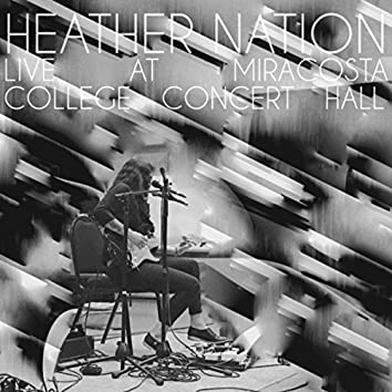 Live at Miracosta College Concert Hall