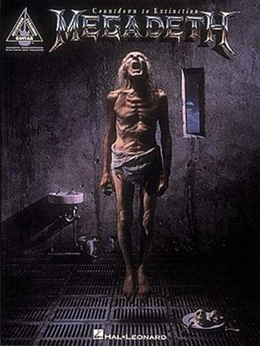 Megadeth - countdown to extinction - guitar recorded version