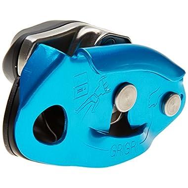 PETZL Grigri 2 Belay Device - Turquoise