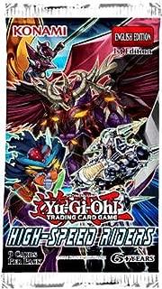 Konami YuGiOh High-Speed Riders Booster Pack