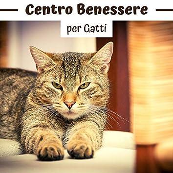 Centro benessere per gatti - musiche rilassanti, onde delta per dormire e calmare l'ansia