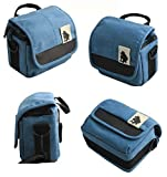 Canvas Soft HD DV Camcorder Case Bag For SONY Handycam HDR