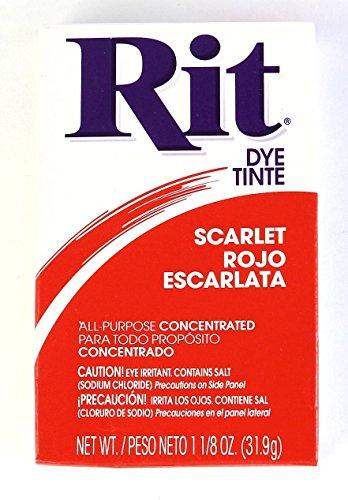 scarlet red dye - 5