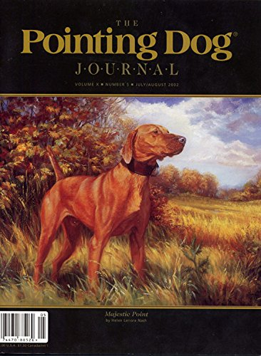 Subscribe to The Pointing Dog Journal