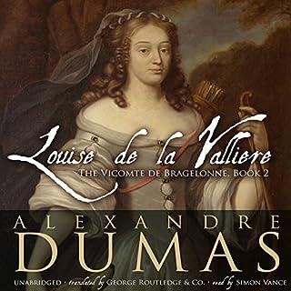 Louise de La Vallière audiobook cover art