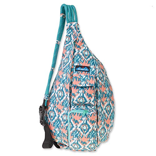KAVU Women's Rope Bag, Beach Paint, No Size