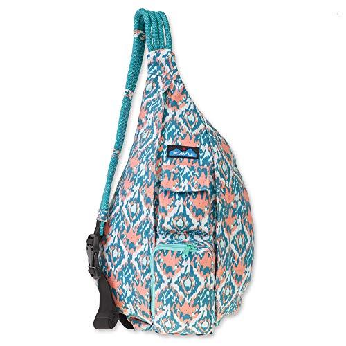 KAVU Original Rope Bag Cotton Crossbody Sling 