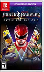 The Collector's Edition includes the full game, The Season One DLC, Lauren Shiba, the exclusive Lord Drakkon Evo II Skin, and the exclusive Kimberly Hart Mighty Morphin Pink Ranger Skin 16 rangers & villains across generations: the growing roster inc...