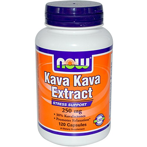 Kava Kava 250mg 120 Capsules (Pack of 2)