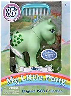 Basic Fun My Little Pony Retro - Minty