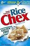 Arroz Chex Horno Cereal de Arroz Tostado 340g 120z (Paquete de 4)