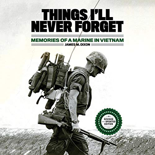 Couverture de Things I'll Never Forget