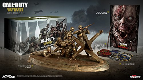 Call of Duty: WWII Valor Collection (Game NOT included) (PS4 / XBO / PC ) [Edizione: Regno Unito]