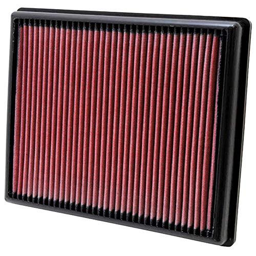 K&N 33-2998 Filtre à Air du Moteur: Haute Performance, Premium, Lavable, Filtre de Remplacement, Plus de Pouvoir, 2003-2019 (DS4, DS5, C4 II, C4 Picasso, C-Triomphe, C4, 3008, 5008, RCZ, 308, 307)