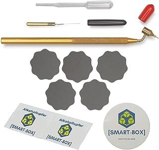 [SMART-BOX] Lakstift voor autolak - krassen en steenslag perfect en eenvoudig repareren - met Duitse handleiding | Loew Co...