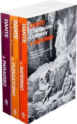 Dante's Divine Comedy Set