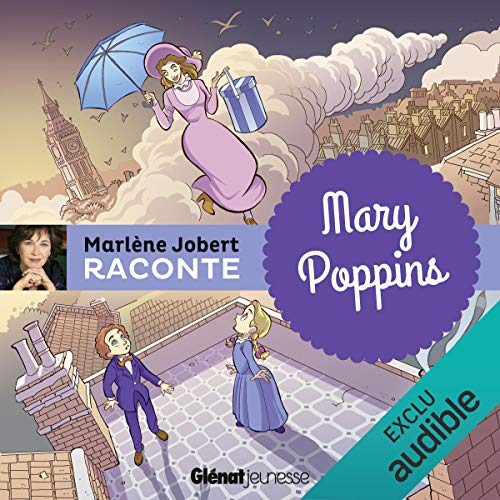 Page de couverture de Mary Poppins [French Version]