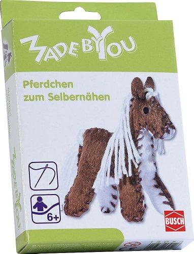 Made by You 13054 - Pferdchen, Kuscheltier zum Selbernähen