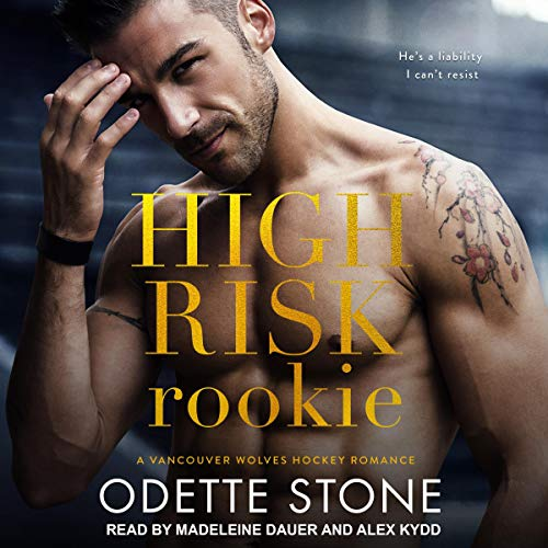 High Risk Rookie cover art