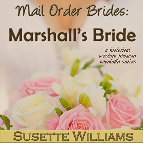 Marshall's Bride audiobook cover art