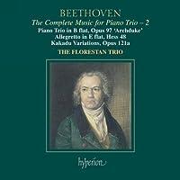 Beethoven: Piano Trio op97 Archduke, Allegretto, Kakadu Variations (2003-09-15)