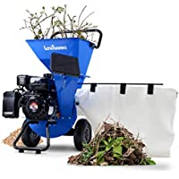 Landworks 7HP 212cc 3 in 1 Multi-Function Wood Chipper