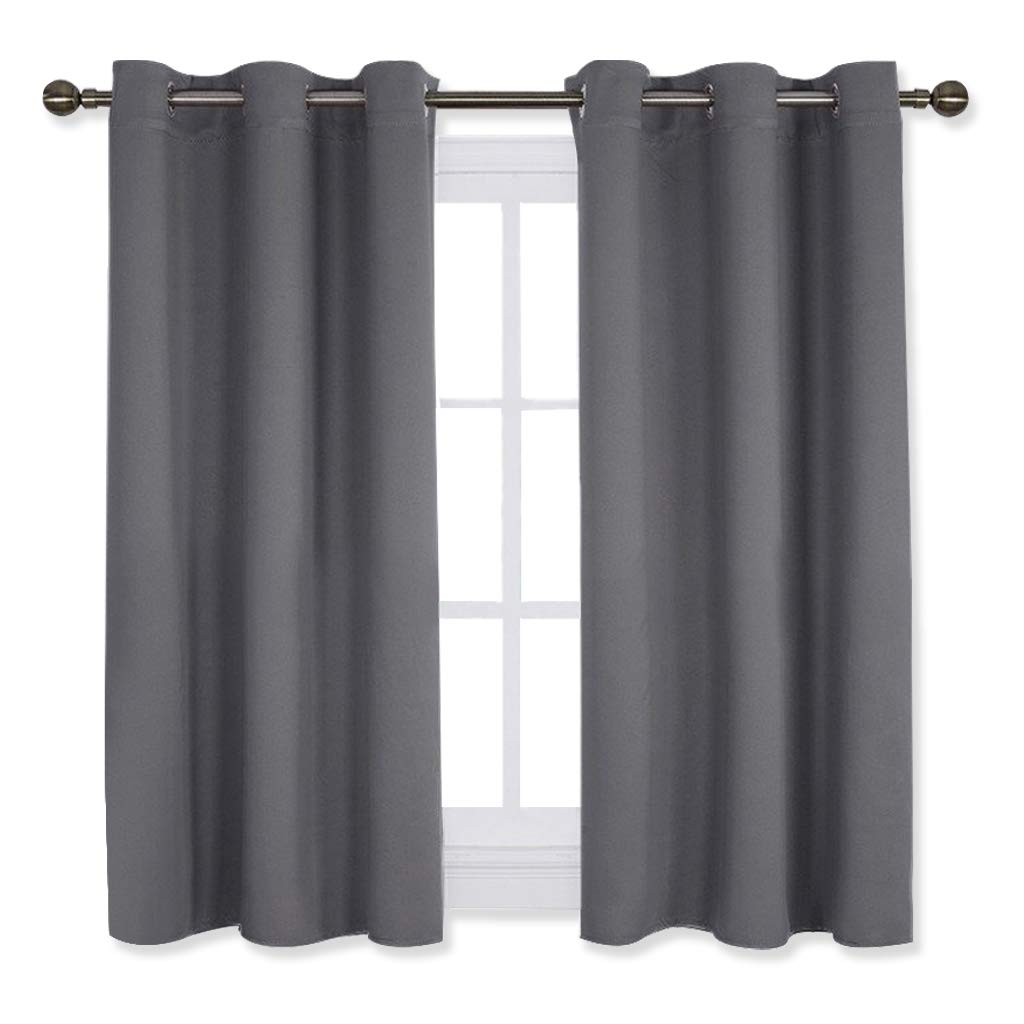 NICETOWN Curtains Blackout Microfiber Insulated
