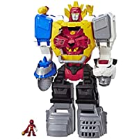 Power Rangers Playskool Heroes Power Morphin Megazord Playset with Lights and Sounds