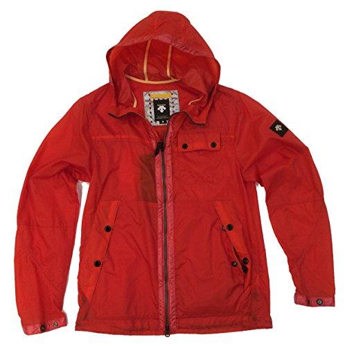 Descente–dualismo chaqueta de tela de paracaídas desc3646