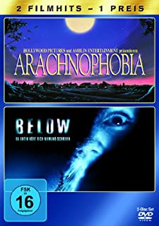 Arachnophobia / Below [2 DVDs]