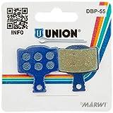UNION Marwi Disc-Pads-DBP-55-SB auf KARTE-für Magura (organisch)
