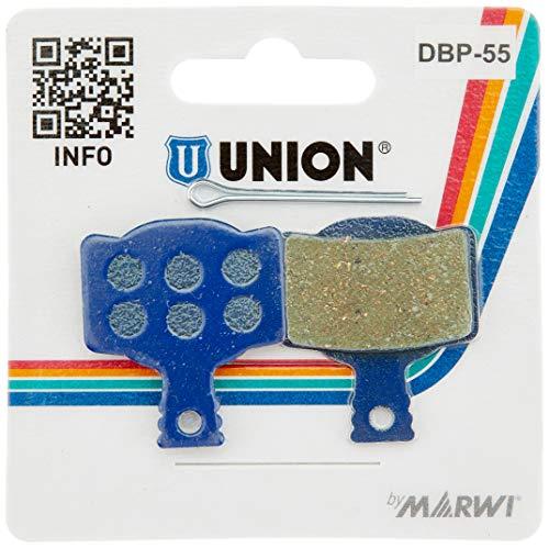 Union Marwi Disc-Pads-DBP-55-SB sur Carte pour Magura (Organique)