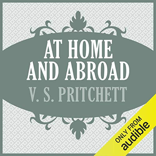 At Home and Abroad audiobook cover art